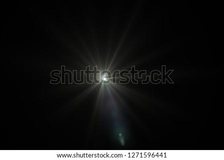 lens flare light #1271596441