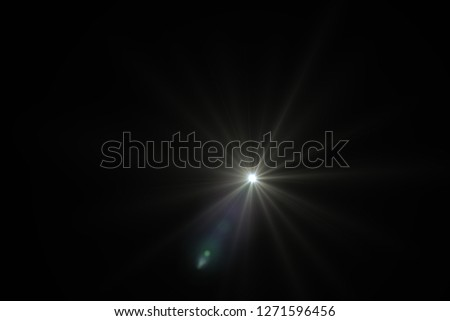 lens flare light #1271596456
