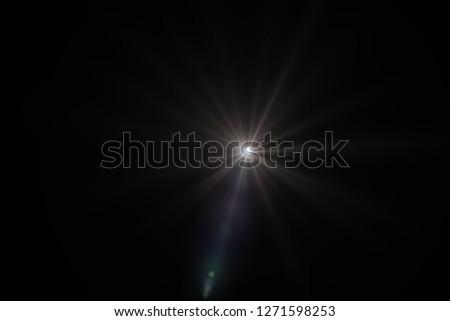 lens flare light #1271598253