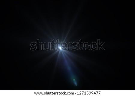 lens flare light #1271599477