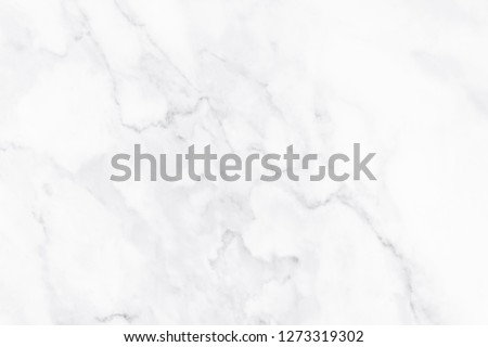 White marble texture background pattern with high resolution #1273319302