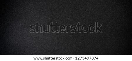 panoramic black metal background and texture