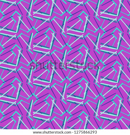 Abstract background texture. Colorful halftone illustration pattern  #1275866293