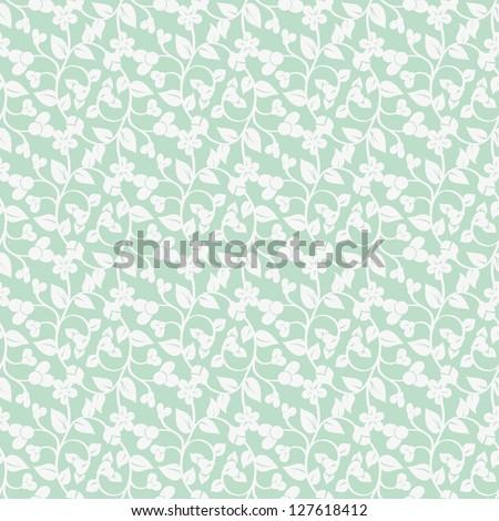 Floral pattern #127618412