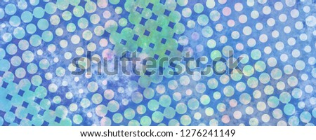 Multicolor grunge background of spots halftone. Background for prepress, DTP, comics, poster. Pop art style template.
