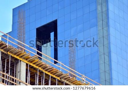 Building under construction #1277679616