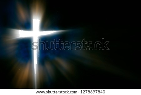 Ash Wednesday. Lent. Christian religion : Abstract Background