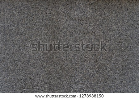 Dark grey grungy old granite with patterns - high quality texture / background #1278988150