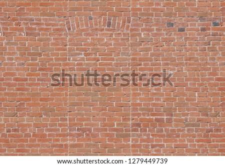 Brick texture seamless #1279449739