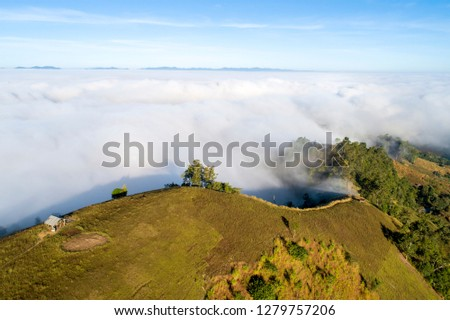 Mae La Noi is a district in the southern part of Mae Hong Son Province, Northern : Thailand. #1279757206
