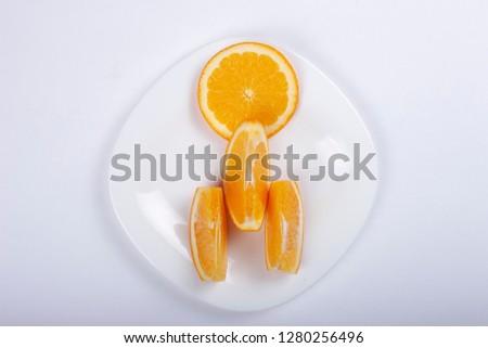 orange for kids