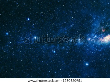 Galaxy Nebula - Elements of this Image Furnished by NASA