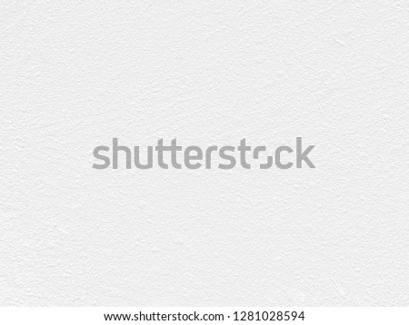 White Paper Texture also look like white cement wall texture. The textures can be used for background of text or any contents on christmas or snow festival. #1281028594