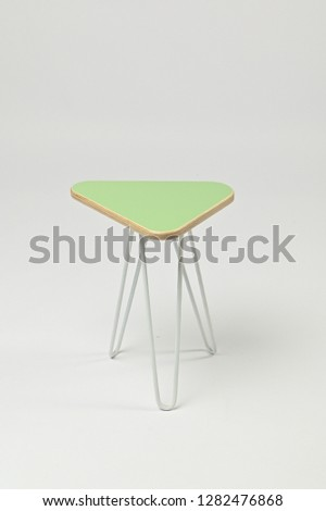 designer coffee table. small table for magazines #1282476868