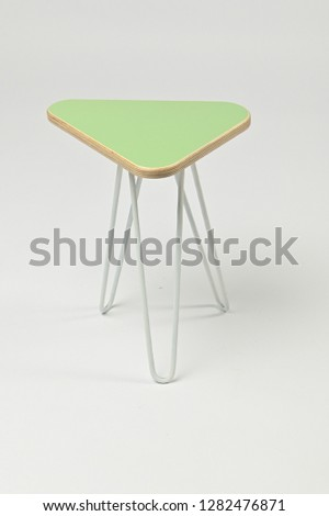 designer coffee table. small table for magazines #1282476871