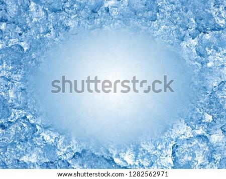 close up of ice #1282562971