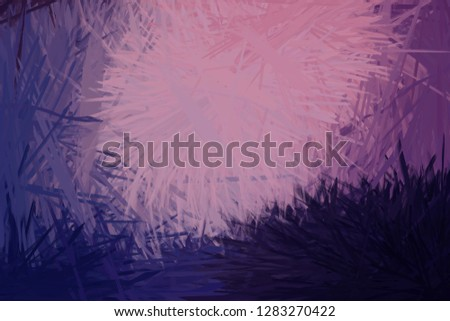 long stripe effect design pattern color background concept texture abstract #1283270422