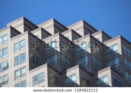 Patterns and minimal design stand out in San Francisco´s architecture. #1284822112