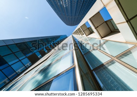 Low angle view of architecture #1285695334