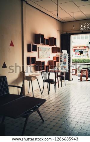 Trang, Thailand - December 15 2018: Photo of Trang Mitree Hotel and surrounding #1286685943