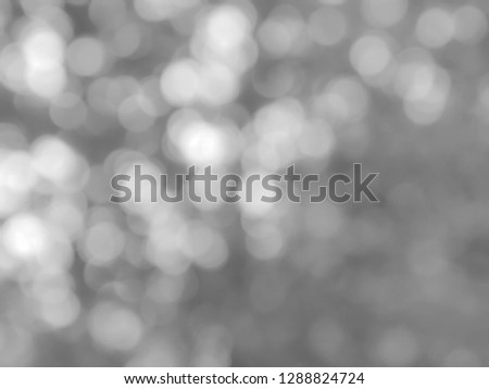 Abstract grey silver blur background #1288824724