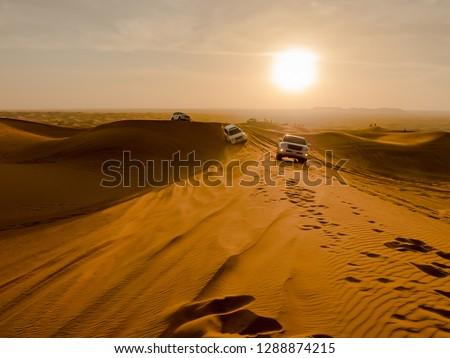 Desert Dubai Safari  #1288874215