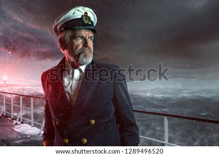 Sailor in a storm #1289496520