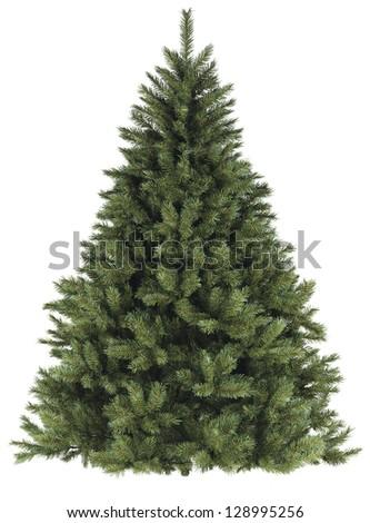 Artificial christmas tree #128995256