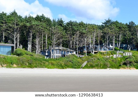 House on the west coast of the USA #1290638413