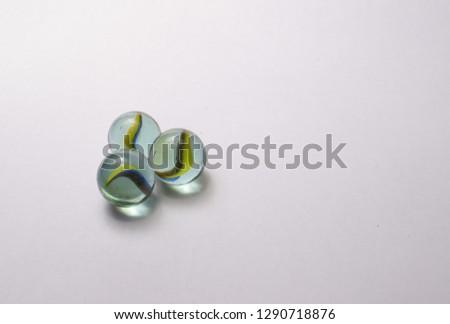 glass ball stress toy #1290718876