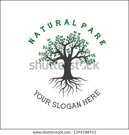 LOGO FOR NATURE PARK #1294188952
