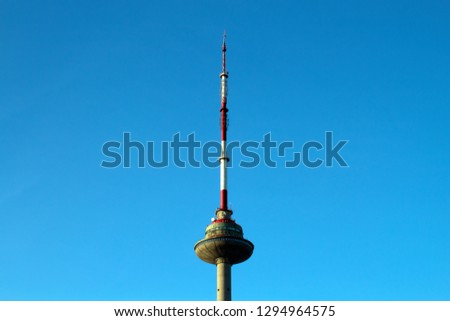 Tv Tower in Vilnius #1294964575
