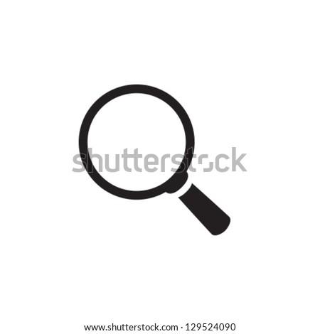 Search Icon Vector Set