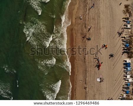 boats, ocean vibes, beach vibes, Ocean Coast, Coastline, A1A, Florida, Beaches, Florida Beaches, Delray Beach, Delray Beach Florida, people on the beach #1296469486