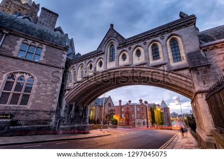Dublin capital city of Ireland #1297045075