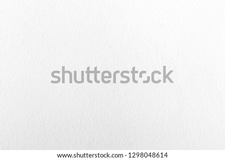 White wall texture and background. #1298048614