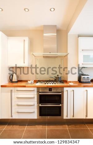 Designer kitchen #129834347