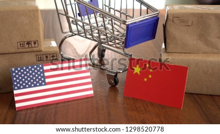 China–United States trade war #1298520778