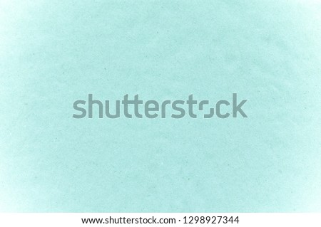 Turquoise Paper Texture. Background #1298927344