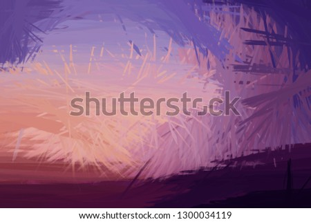 long stripe effect design pattern color background concept texture abstract #1300034119
