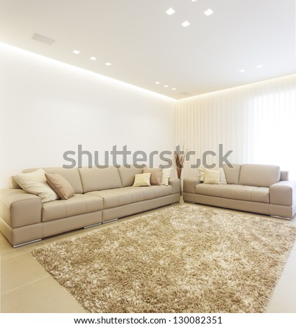 Luxury Modern Living Room This Picture Is A Merge Of Three Different Images