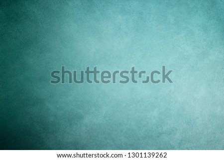 Blue, abstract background for design ideas. Raster image. Textured background. #1301139262