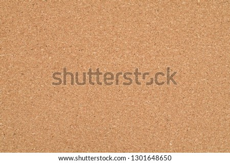 Cork napkin background texture with free space for copy text. corkboard background. Texture of flat cork napkins. #1301648650