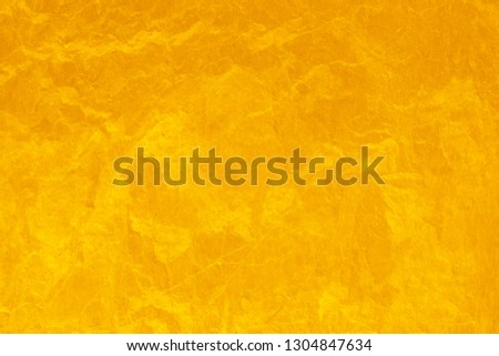 gold color wall for background. #1304847634