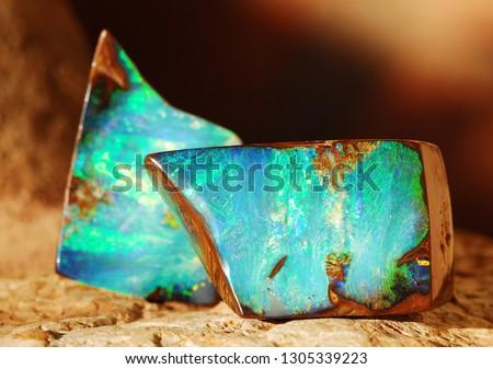 Australian Boulder Opal