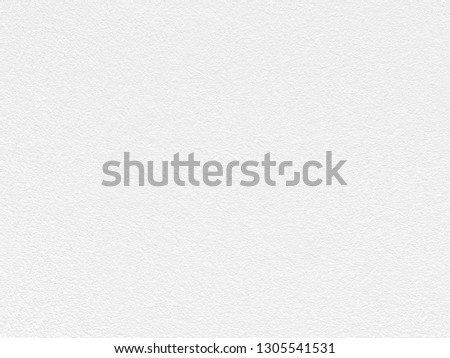 White Paper Texture also look like white cement wall texture. The textures can be used for background of text or any contents on christmas or snow festival. #1305541531