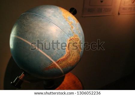 Globe globe globe #1306052236