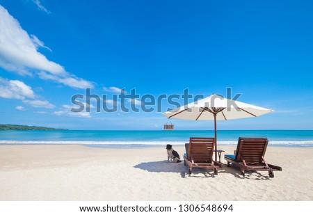 Jimbaran Beach Bali, Indonesia #1306548694