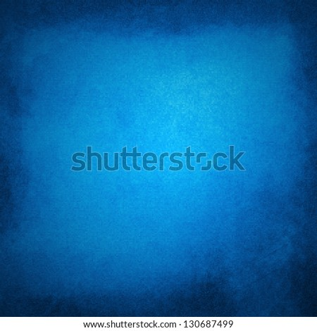 abstract blue background -  mosaic squares