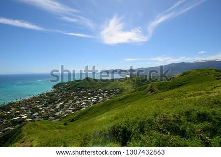 Hawaii and Nature #1307432863